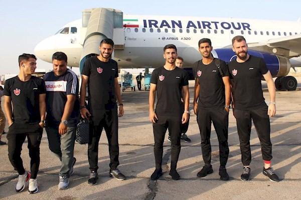 پرسپولیس با 20 بازیکن در قطر
