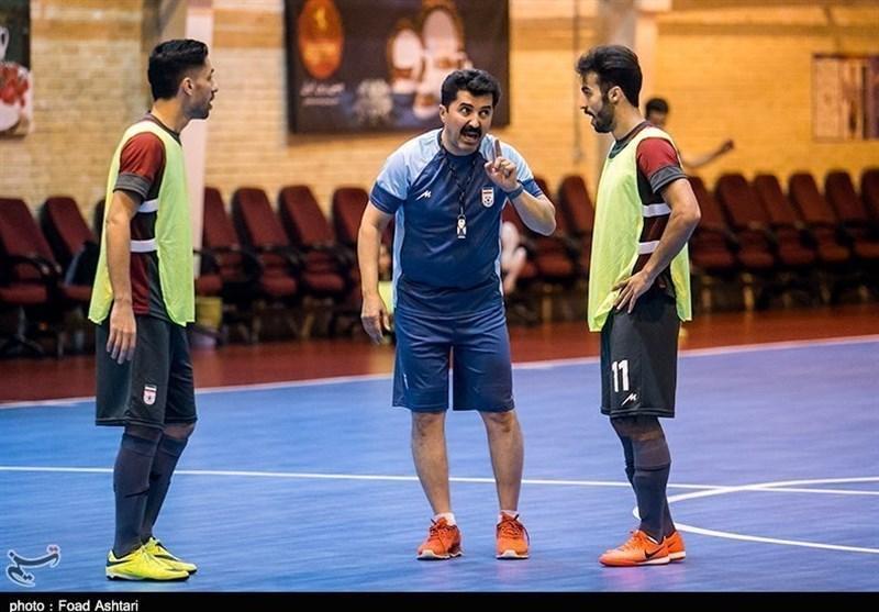 محمد ناظم الشریعه: اردوهای کوتاه مدت را به خاطر پُرفشار بودن لیگ برگزار می کنیم، مسابقات را کاملاً زیر نظر داریم