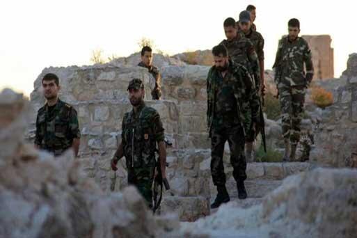 ارتش سوریه وارد خان شیخون شد