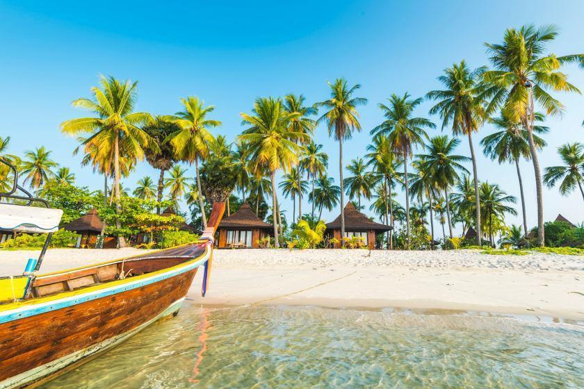 زیباترین جزایر بکر تایلند برای گردشگری در نوروز