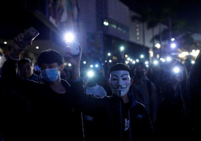 معترضان هنگ کنگی سراغ کنسولگری ها رفتند