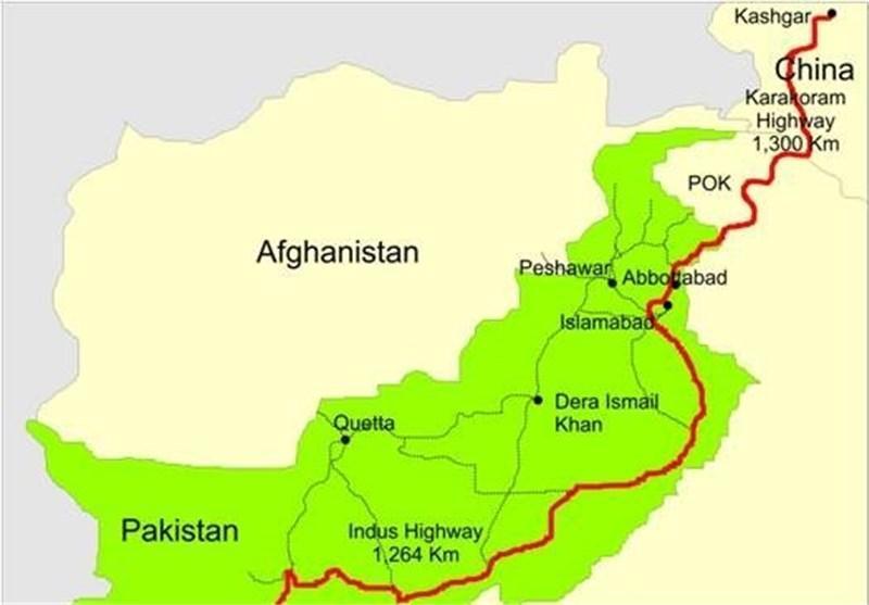 نگرانی چین از تأمین امنیت پروژه های 46 میلیارد دلاری در پاکستان