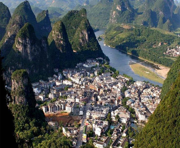 دهکده رویایی یانگ شو چین