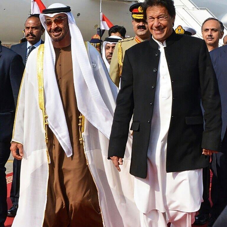 دلیل سفرهای مکرر اماراتی ها به پاکستان چیست؟