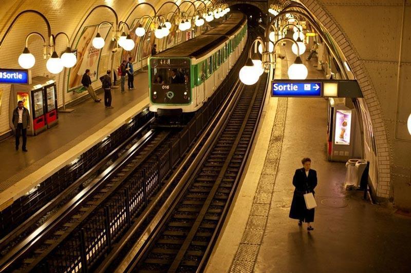 همه چیز راجع به حمل و نقل عمومی در پاریس
