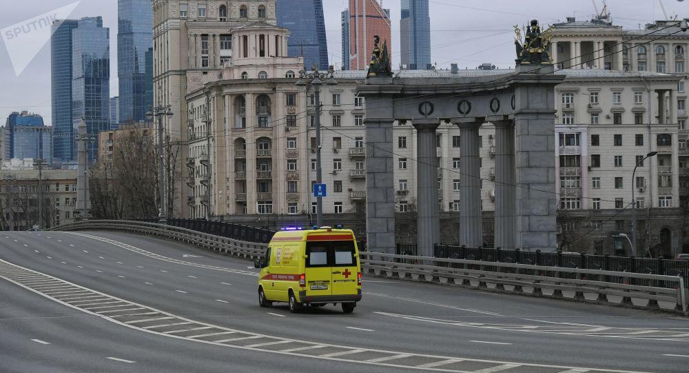 بیش از 4000 مبتلا به کرونا در روسیه