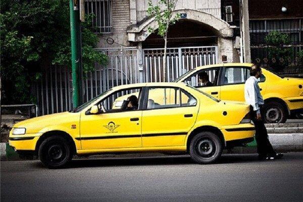 کرونا و مسائل رانندگان تاکسی در قزوین