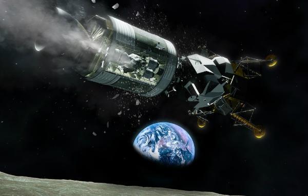 ناسا و بزرگداشت پنجاهمین سالگرد ماموریت آپولو 13
