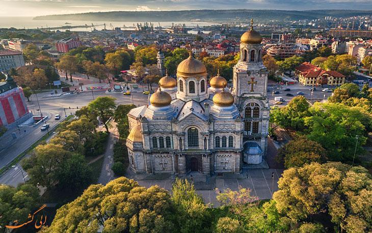 همه آنچه که باید از شهر وارنا در بلغارستان بدانید!