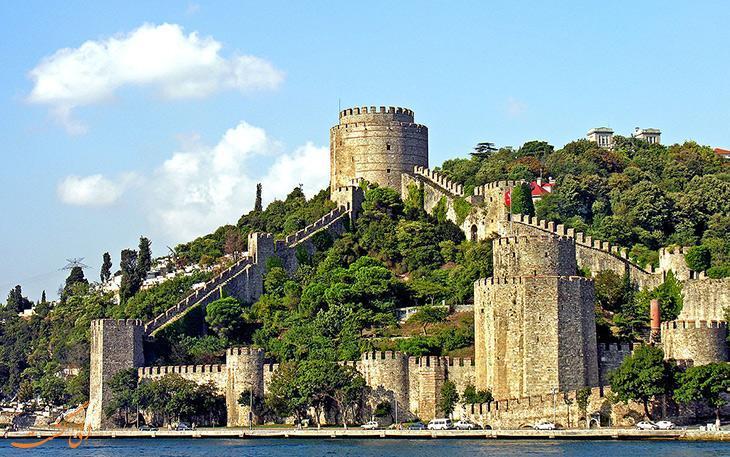 قلعه روملی حصار استانبول، یادگاری از شکوه امپراتوری عثمانی
