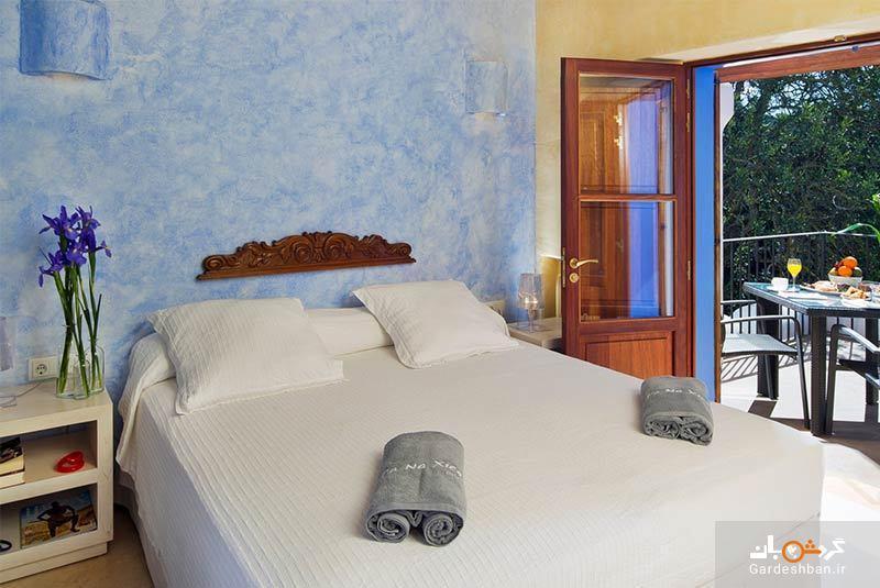 آشنایی با بوتیک هتل های رویایی شهر ایبیزا اسپانیا، تجربه اقامت در اتاق های روستایی تا هتل های مجلل