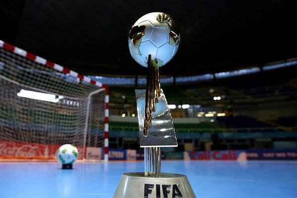 برگزاری جام جهانی فوتسال در ماه دسامبر؟