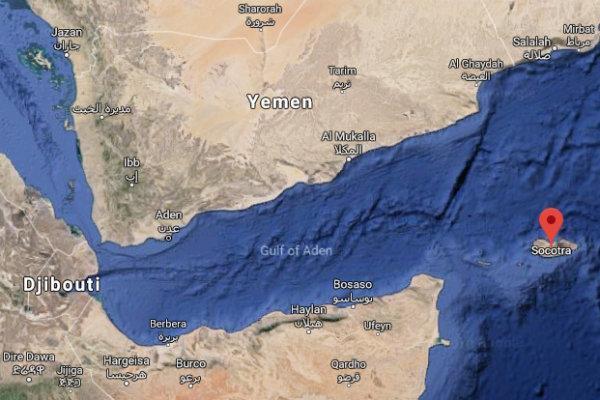 نیروهای وابسته به امارات کنترل کامل جزیره سقطری را به دست گرفتند