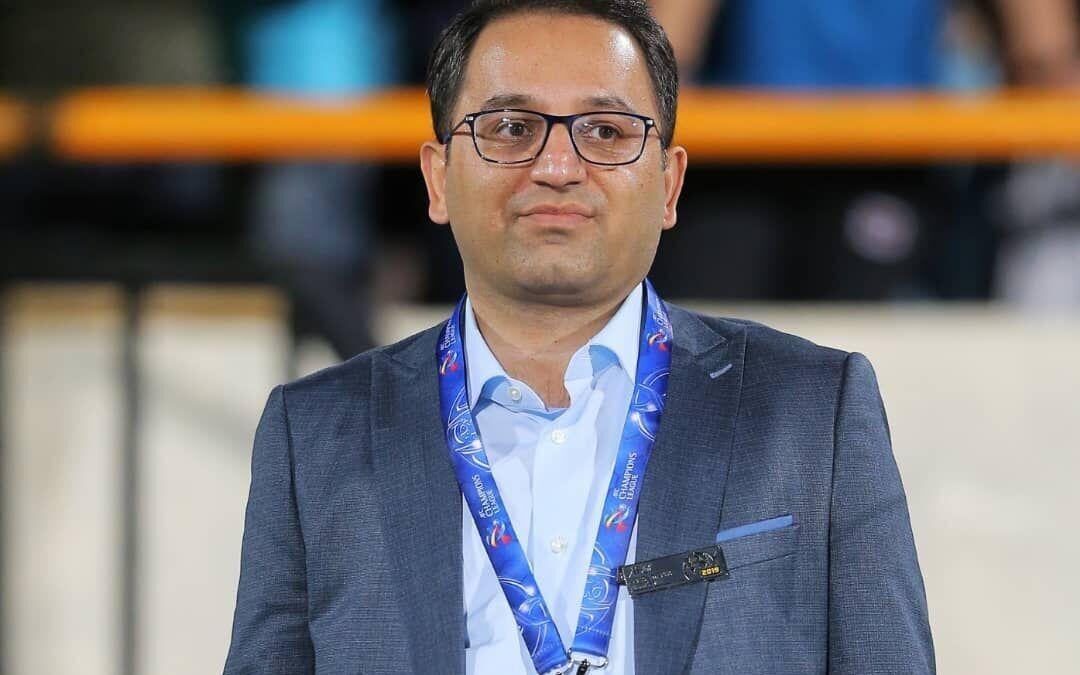 خبرنگاران توضیحات سخنگوی فدراسیون فوتبال در مورد فرآیند اصلاح اساسنامه