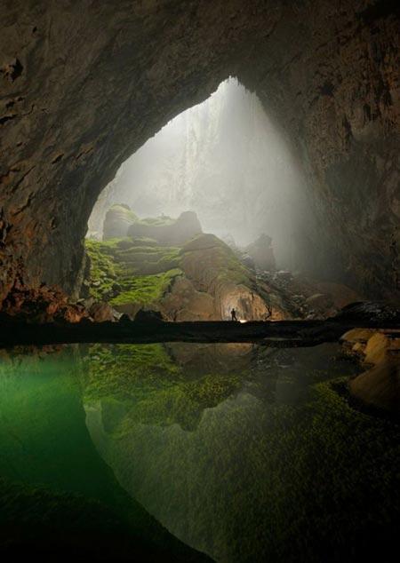 غار سون دونگ؛عظیم ترین غار زیرزمینی دنیا در ویتنام