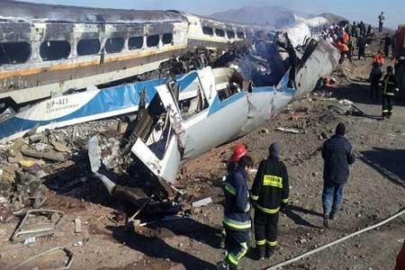 جزئیات جدید از آتش سوزی واگن های مسافری و سرقت ریل