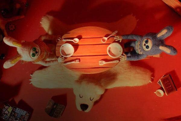 نمایش انیمیشن خورده شده در سه جشنواره جهانی آنلاین