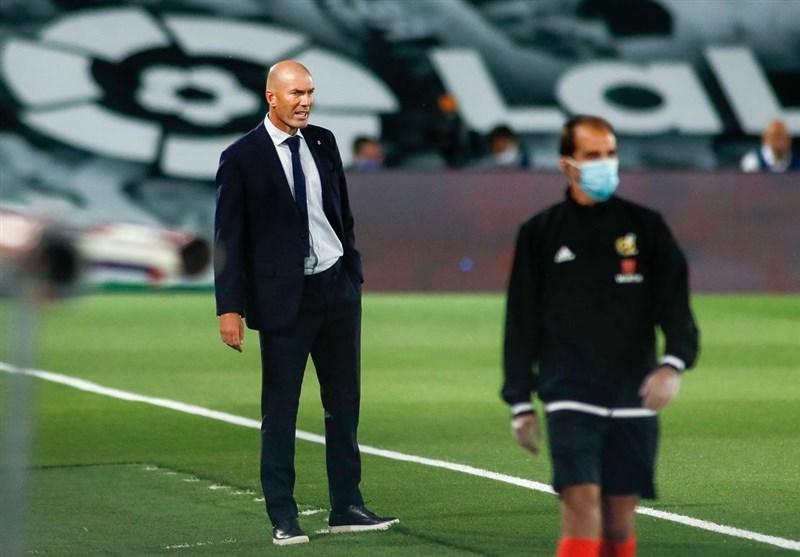 زیدان: باید روی کار خودمان تمرکز کنیم نه بارسلونا!، گل دوم بنزما فوق العاده بود
