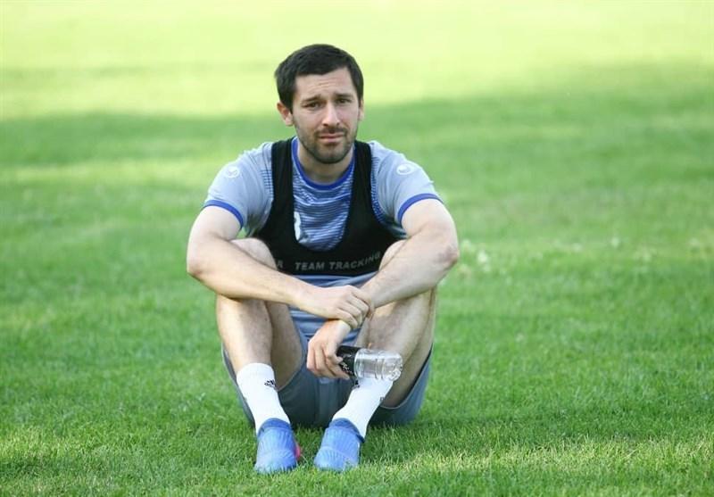 میلیچ: طرفداران استقلال حق دارند، کسب یک امتیاز از 2 بازی ناراحت کننده است، وضعیتم امروز تعیین می گردد