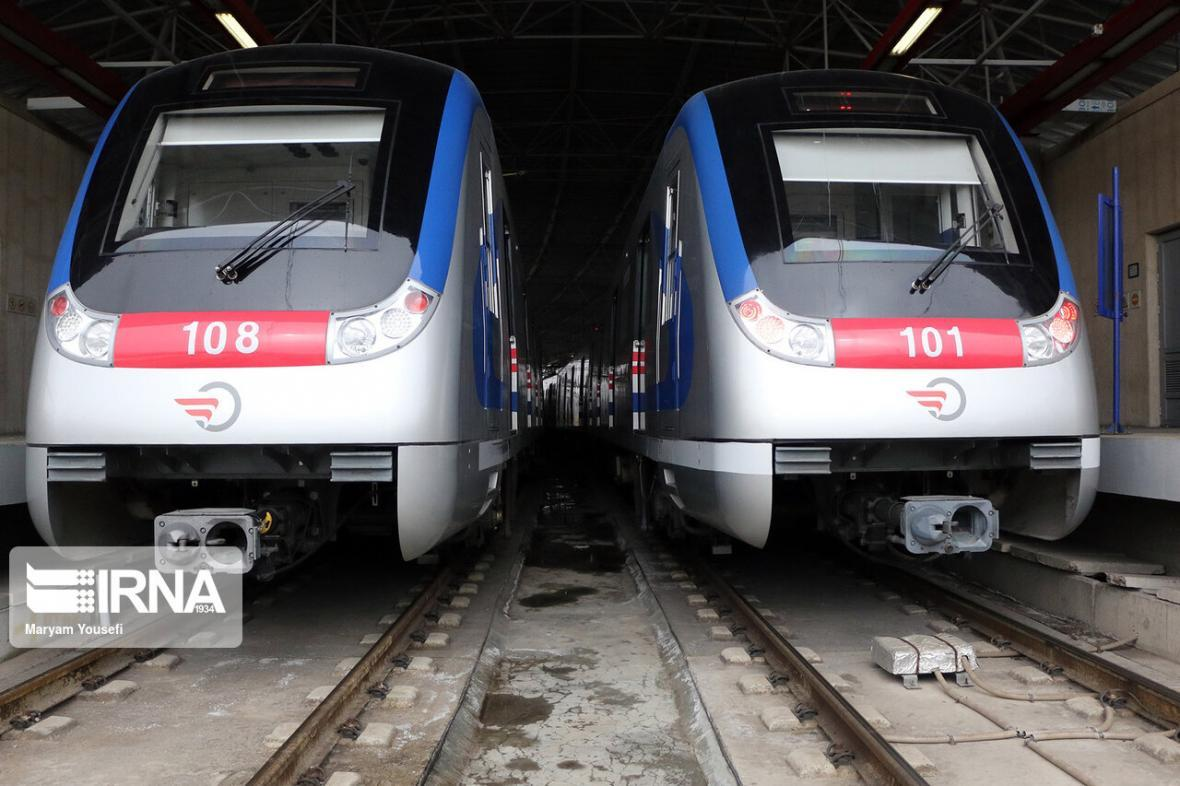 خبرنگاران مشکل عدم تامین قطعات یدکی در مترو تهران جدی است
