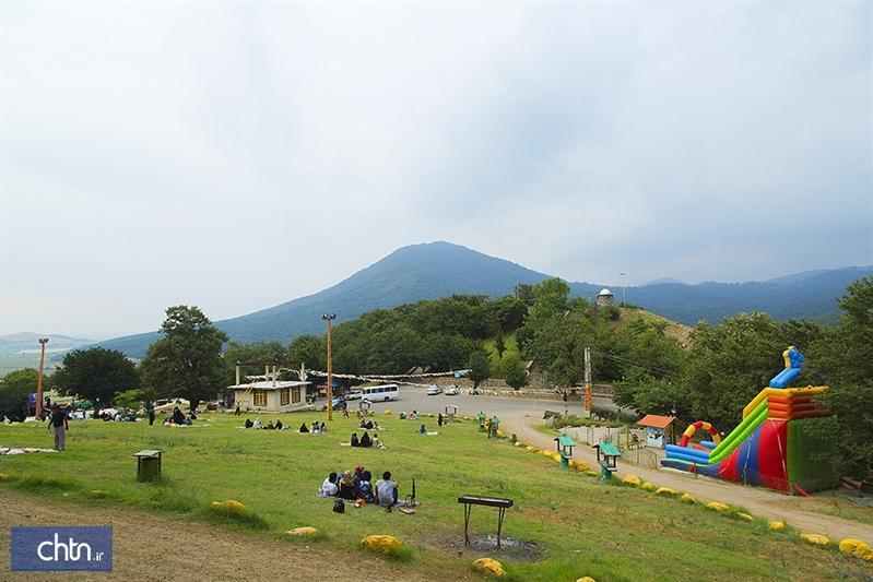 شروع عملیات اجرایی تکمیل زیرساخت های گردشگری پارک شبنم نوده خاندوز