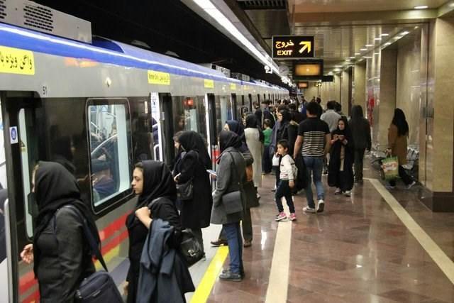 شروع پخش تیزر های آموزشی راهور در متروی تهران