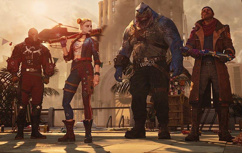 بازی Suicide Squad برای کنسول های نسل بعد رونمایی شد