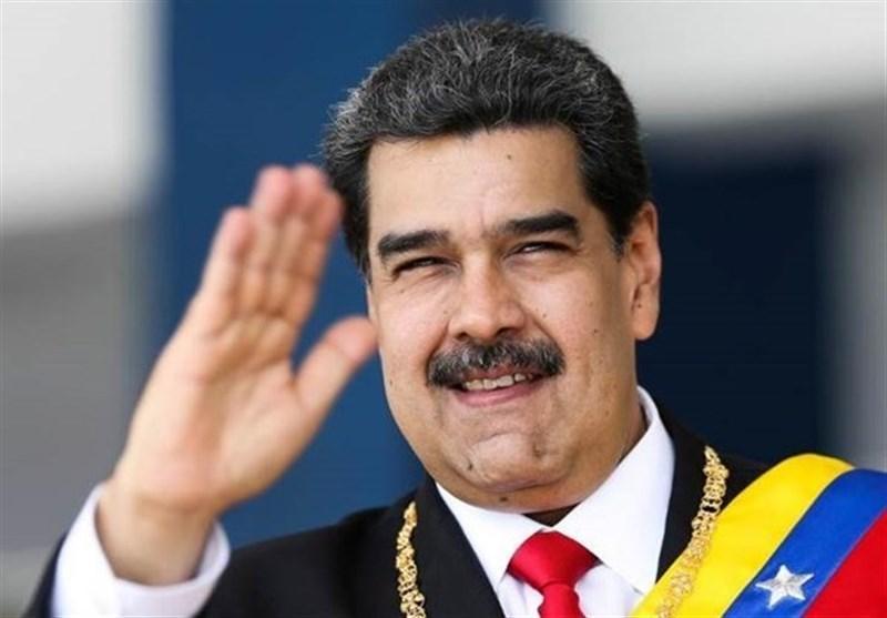 تشکر مادورو از ایران به خاطر یاری به صنعت نفت کشورش برای غلبه بر تحریم ها