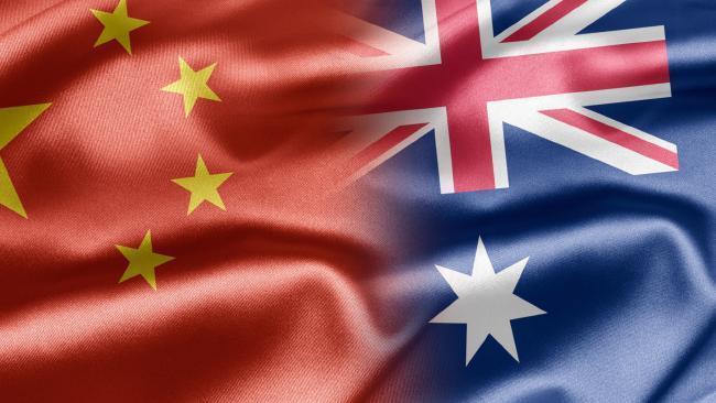 جنگ تجاری چین و استرالیا، پکن بر محصولات کانبرا تعرفه بست