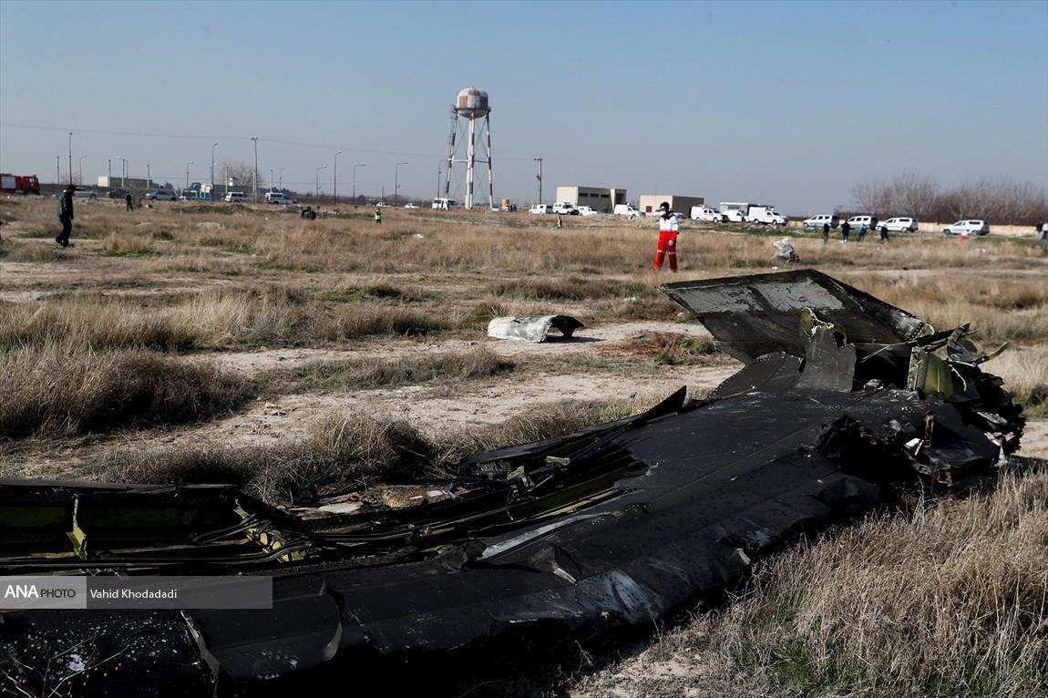 بیانیه هیئت ایرانی درباره بازخوانی جعبه های سیاه هواپیمای اوکراینی