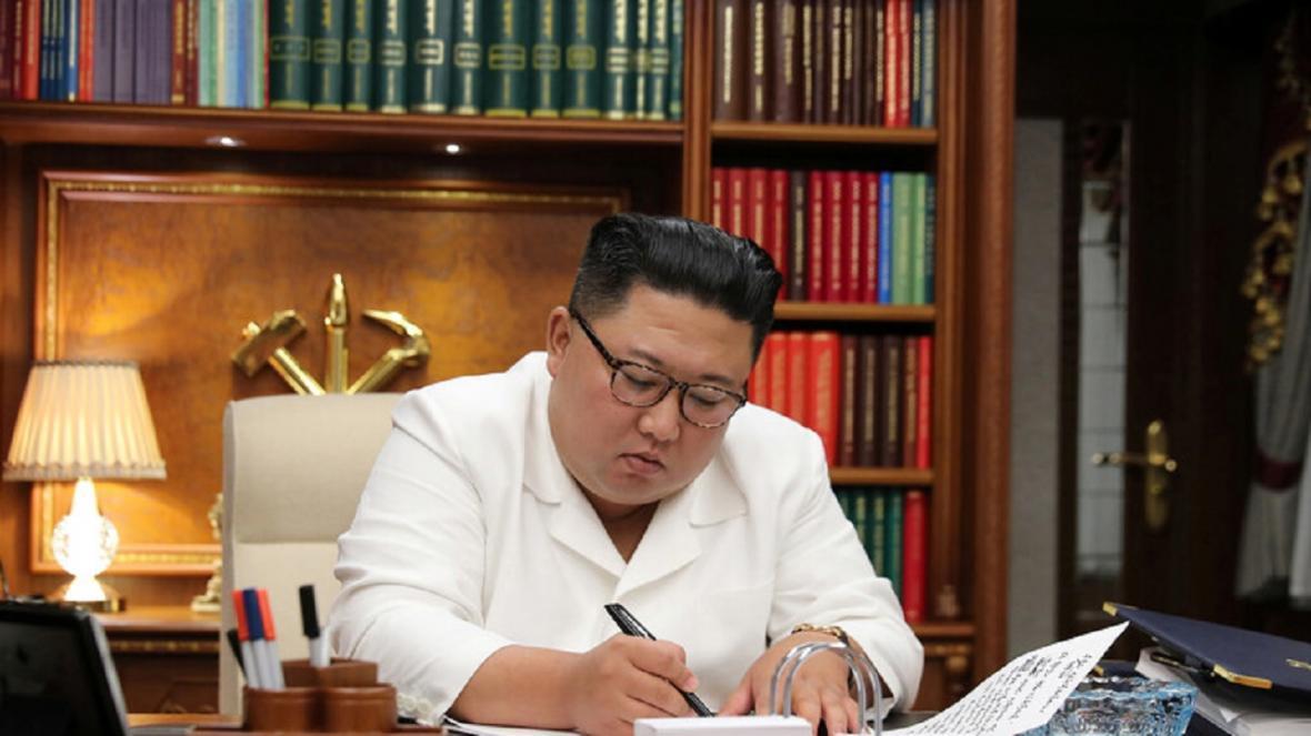 کیم جونگ اون خطاب به شی جین پینگ: همچنان حامی چین خواهیم ماند