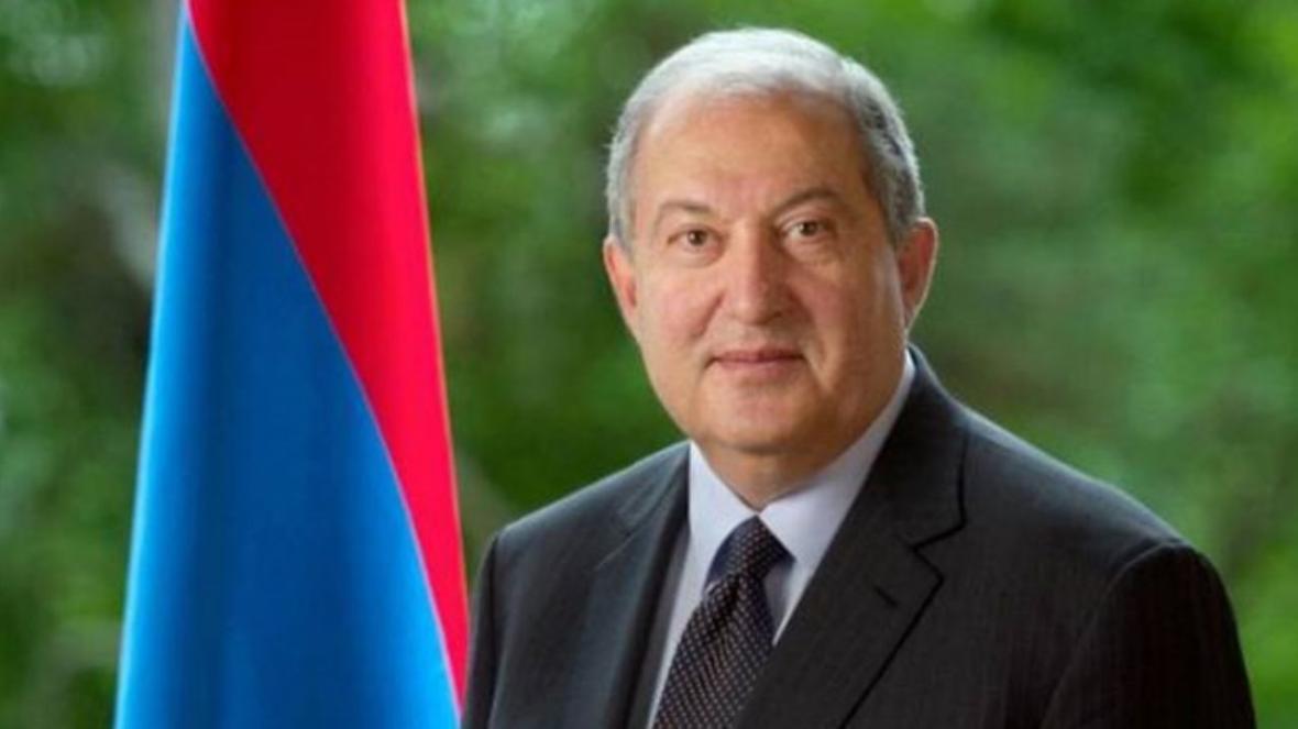 رئیس جمهور ارمنستان: از توافق آتش بس جدید بی خبر بودم