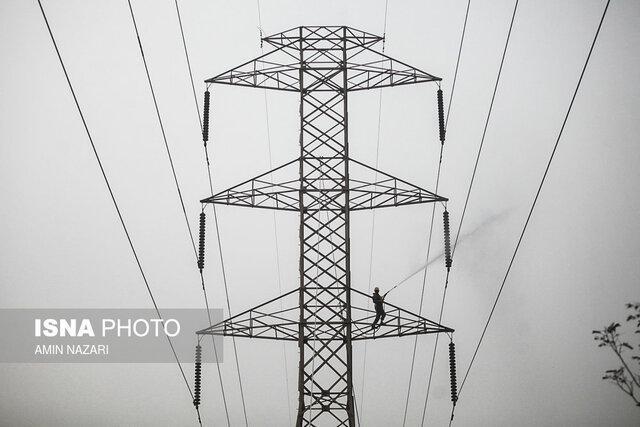 برطرف مسائل 3500 مشترک در مانور تعمیرات شبکه برق شرق اصفهان