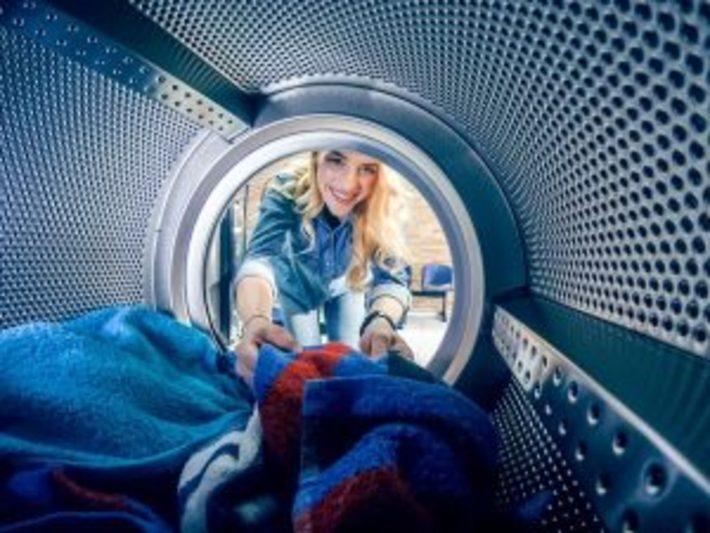 چگونه ماشین لباسشویی را تمیز کنیم؟