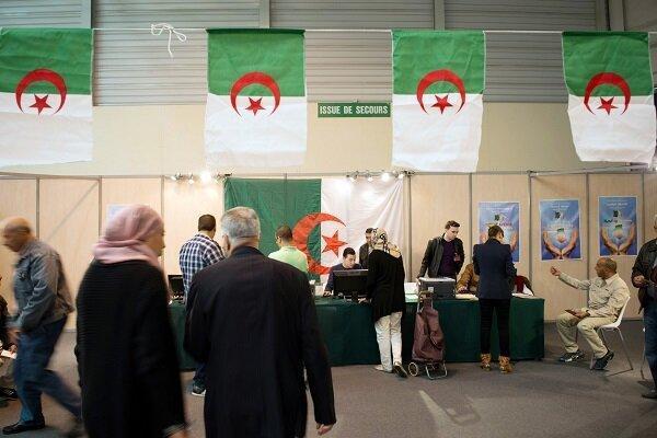 میزان مشارکت در همه پرسی الجزایر 23 درصد اعلام شد