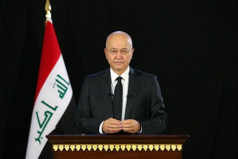 خبرنگاران صالح، بایدن را شریک مورد اعتماد عراق خواند