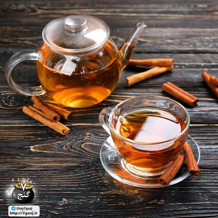 خواص چای دارچین برای سلامتی