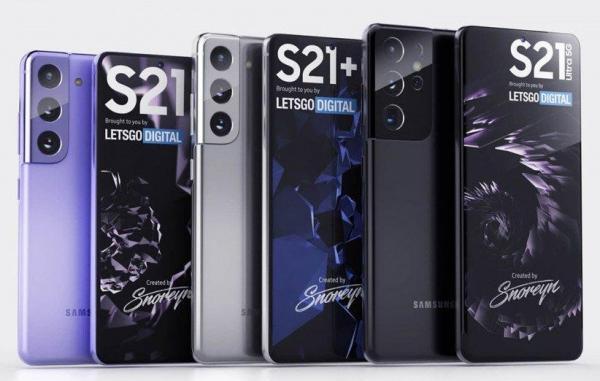 طول عمر باتری خانواده گلکسی S21 بسیار بیشتر از سری قبل خواهد بود
