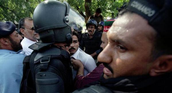 نیروهای پاکستانی یک حمله را در اسلام آباد خنثی کردند
