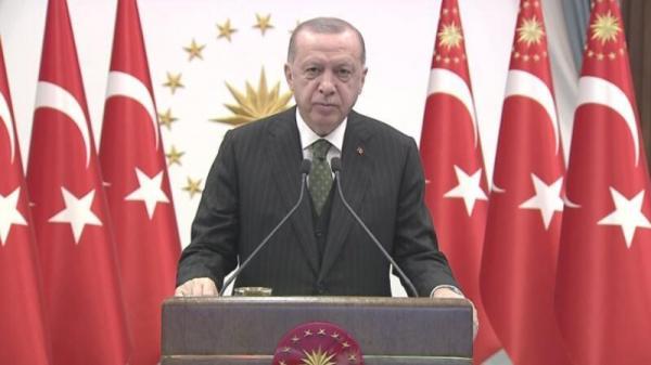 اردوغان: آمریکا ترکیه را تحریم کرد که وابسته بمانیم اما ما پیشرفته تر خواهیم شد