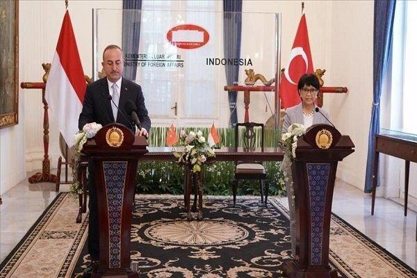 تاکید اندونزی و ترکیه بر اتحاد در برابر اسلام هراسی