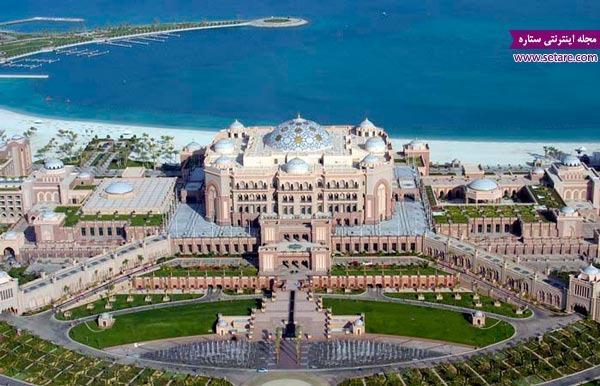 تجربه ای بی نظیر در هتل 7 خبرنگاران قصر امارات