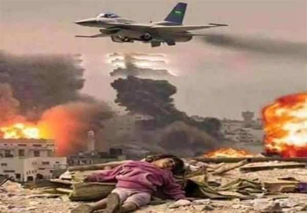حمله ائتلاف سعودی-اماراتی به مناطق مسکونی یمن