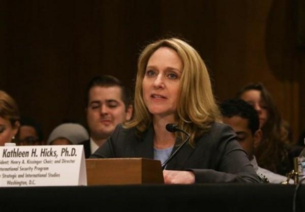 برای اولین بار در تاریخ آمریکا یک زن معاون وزیر دفاع می شود
