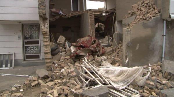 خبرنگاران انفجار منزل مسکونی در بجنورد 4 مصدوم برجای گذاشت