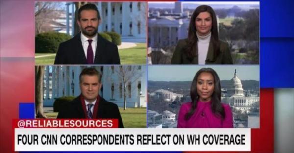 خبرنگاران سی ان ان: حامیان ترامپ خبرنگاران را تهدید می نمایند