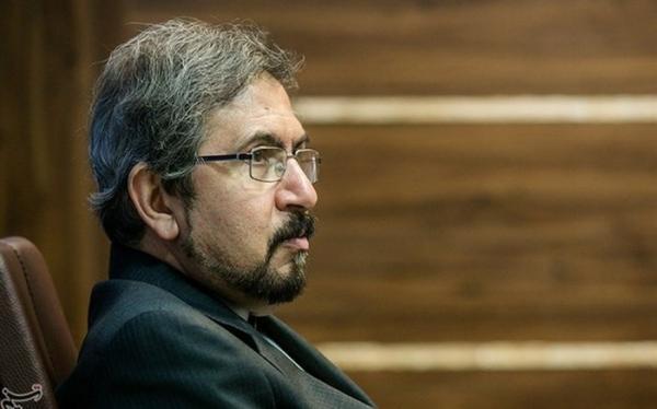 پیغام تبریک سفیر ایران به رئیس جدید کمیسیون سیاست خارجی مجلس ملی فرانسه