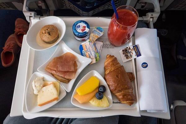 غذای هواپیما چگونه آماده می گردد؟