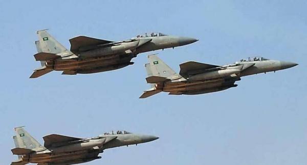 خبرنگاران حمله هوایی عربستان به فرودگاه صنعا