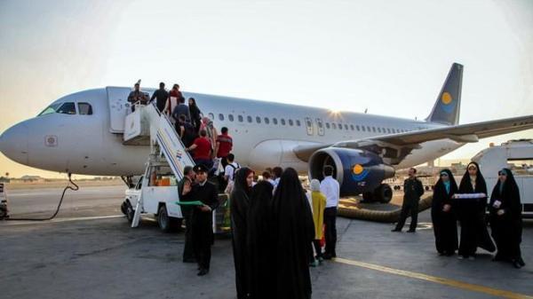 محدودیت مسافرگیری با 60 درصد ظرفیت در پروازهای داخلی لغو گردد